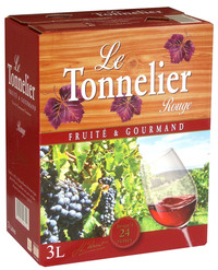 Miniature Le Tonnelier - Red wine