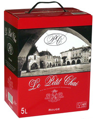 Miniature Le Petit Chai - Red Wine