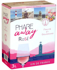 Miniature PHARE AWAY - Vin de France Rosé